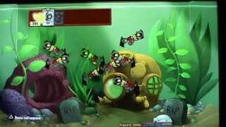 I minigiochi di Piante contro Zombie (Acquario Zombie)