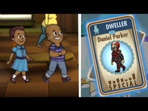 CHILDREN + FOOTBALL PLAYER?! | Fallout Shelter #2