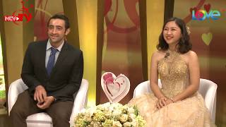 Cô gái Việt Nam vui mừng hò hét khi chàng trai Anh Quốc ngỏ lời cầu hôn sau 4 năm yêu 😎