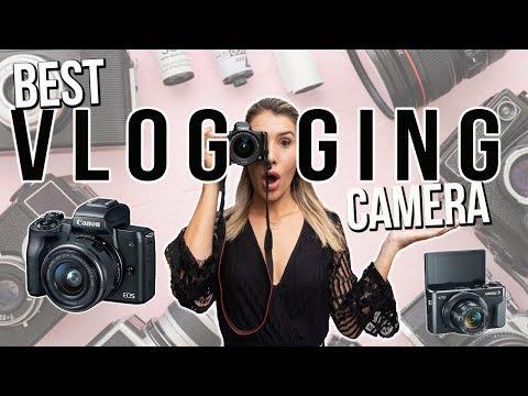 BEST VLOGGING CAMERA For YouTube 2019 | Canon M50 vs Canon G7X