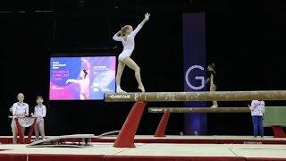 12-летняя югорчанка выиграла бронзовую медаль международных стартов по спортивной гимнастике