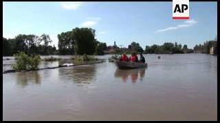 Central Europe - Flooding in Germany, Czech Republic and Poland causes extensive damage