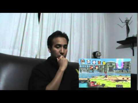 Reacción - Segundo Direct Smash Bros.