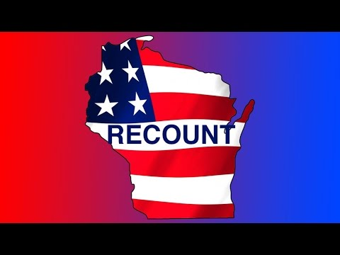 Wisconsin Presidential Recount- St. Croix County