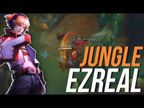 Imaqtpie - Jungle Ezreal