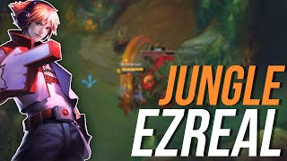 Imaqtpie - Jungle Ezreal