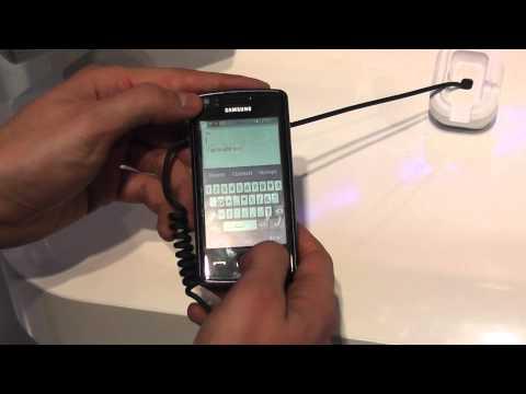 Samsung Wave 578 (MWC 2011)