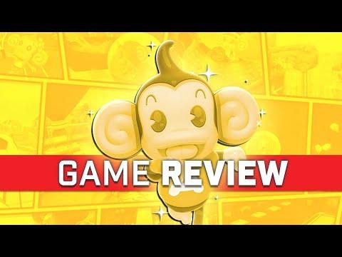 Super Monkey Ball Banana Mania   Destructoid Reviews