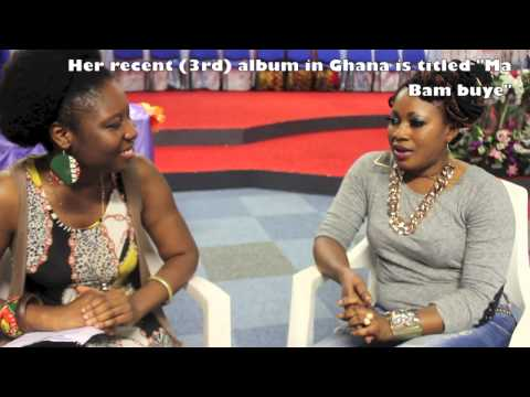 A day with: Ghanaian Gospel singer Akosua Saah!