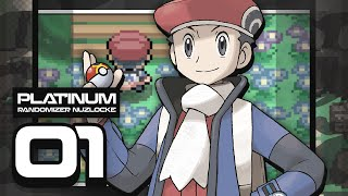 "Pokemon Platinum Randomizer Nuzlocke w/PokeaimMD! - Ep 1 ""CTC IDM WE IN THIS"""