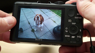 SONY DSC HX50 overview with sample video / shots