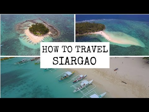 🇵🇭How to travel SIARGAO for non-surfers   Siargao Travel Guide 2019