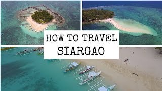 🇵🇭How to travel SIARGAO for non-surfers | Siargao Travel Guide 2019