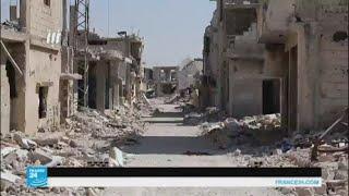 هدنة في درعا لمدة 48 ساعة ودي ميستورا يعتزم إطلاق مباحثات جديدة
