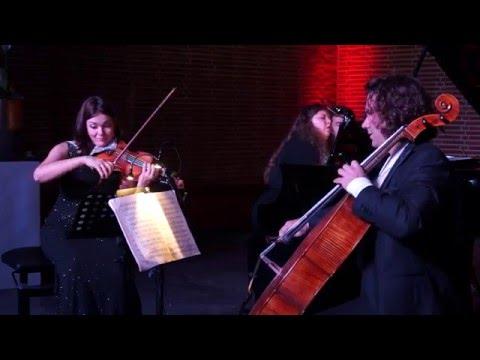 F. Mendelssohn, Trio N°2 op.66 IV. Finale, Allegro appassionato LIVE @ BCMF