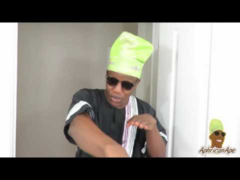 Video(skit): AfricanApe - When Trey Songz Gets You In Trouble!