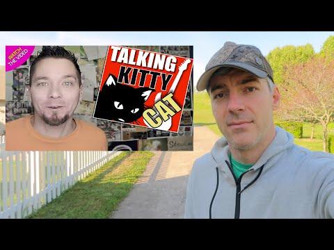 RIP Steve Cash | The Talking Kitty Cat