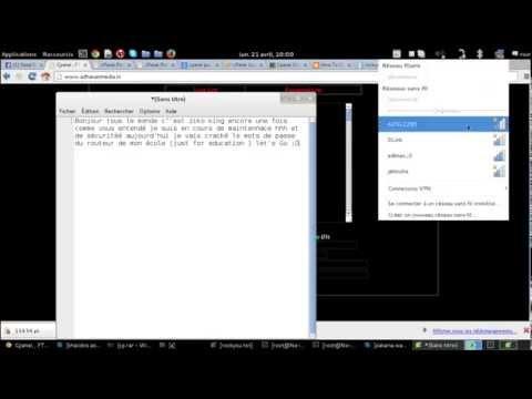 hacked routeur Sagem