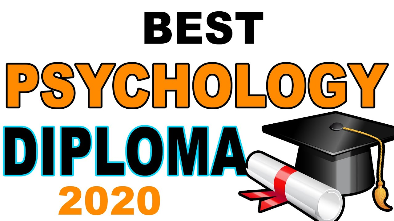 Best Psychology Diploma Course 2020 - YouTube