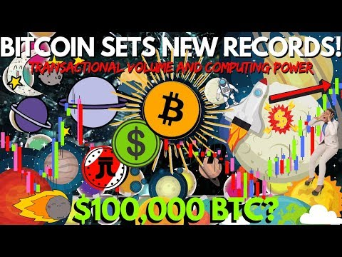 Bitcoin Breaks Records   Litecoin Halving   BTC News