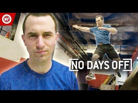 American Ninja Warrior | No Days Off