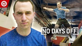 American Ninja Warrior | No Days Off