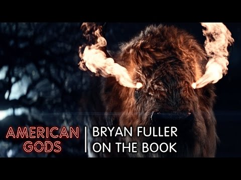 Bryan Fuller on the Book | American Gods
