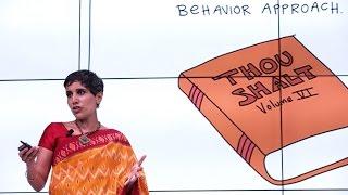 Small nudges can create ethical behavior | Sreedhari Desai, UNC at Chapel Hill