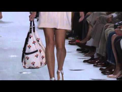 Designer Pals Show Support at DVF Fashion Show