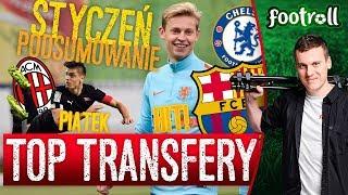 HIT TRANSFEROWY! | Piątek podbił Mediolan | Podsumowanie transferów
