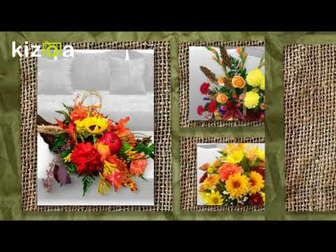 Thanksgiving Flowers by Luv'n Stuff Flowers| 1037 NW 23rd Ave. - Portland, OR