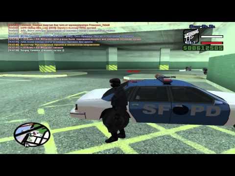 SWAT и тренировка от FBI | Let's Play Samp-Rp [День 249]
