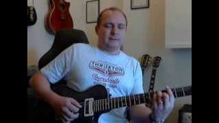 Ballad of John Henry - Joe Bonamassa Guitar Lesson