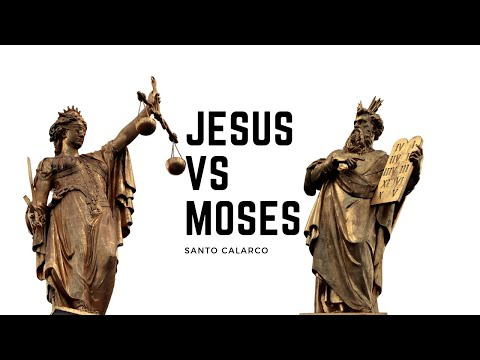 Santo Calarco: BiteSize - Did Jesus believe that everything Moses said came from God?