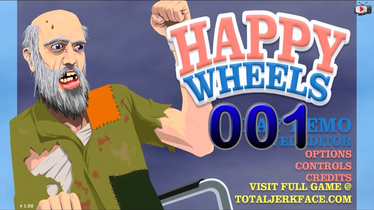 happy wheels kostenlos vollversion