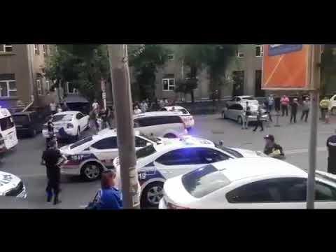 Տեսանյութ.Մանրամասներ Ամիրյան փողոցում հնչած կրակոցներից. Վիրավորն ԱՄՆ քաղաքացի է
