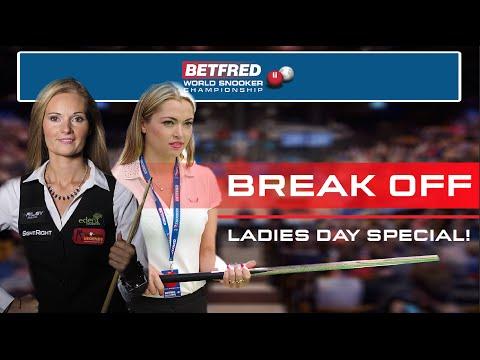 BREAK OFF | Ladies Day Special PLUS Exclusive Reanne Evans!