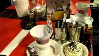 Rüdesheimer Kaffe, Das Heisse Original bei Brömserhaus Restaurant - Cafe