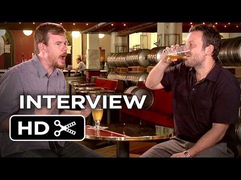 Drinking Buddies Interview - Joe Swanberg & Zane Lamprey (2013) - Olivia Wilde Movie HD