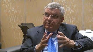 3・11採火式を了承 復興五輪、IOC会長