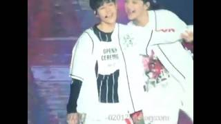 Video [FANCAM] #3 LAI GUAN LIN & YOO SEON HO FINAL CONCERT download MP3, 3GP, MP4, WEBM, AVI, FLV Desember 2017