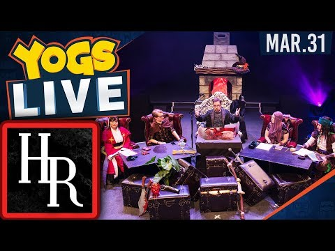 High Rollers D&D: Fading Light i62 Live Show! - 1st April 2018