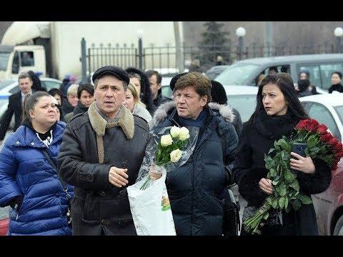 В Москве простились с певицей Юлией Началовой