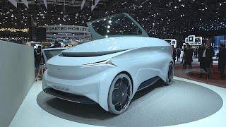 Salon de l'Auto de Genève : l'électrique est partout - focus