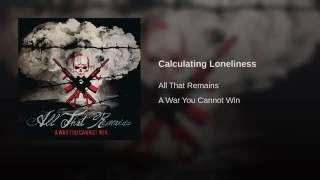 Calculating Loneliness