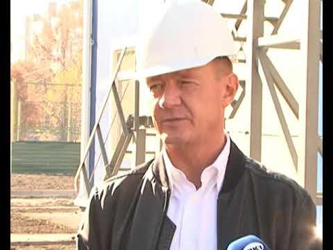 Врио губернатора Роман Старовойт проинспектировал стройки Курска