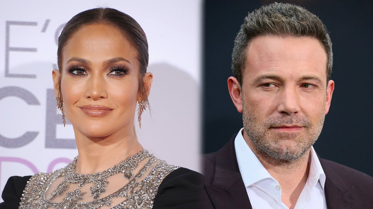 Jennifer Lopez and Ben Affleck's Relationship Is VERY SERIOUS (Source)