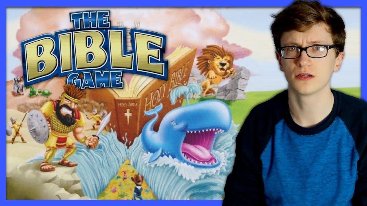 The Bible Game – Scott The Woz