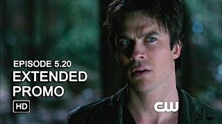 The Vampire Diaries 5x20 Extended Promo - What Lies Beneath [HD]