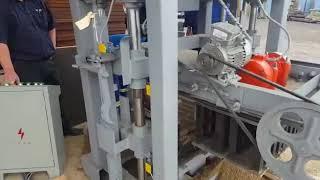 Revaro РС5-2 керівництво з експлуатації статичного цегла роблячи машину